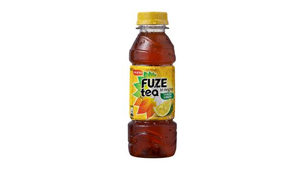 Fuze Tea Negro Limón